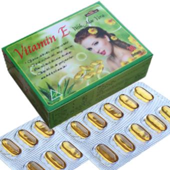 Vitamin E With Aloe Vera
