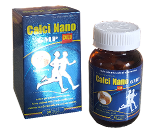 CALCI NANO Gold