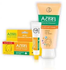Acnes gel trị sẹo mụn
